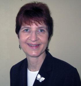 Chancellor Diane L. Barr, J.D., J.C.D., Ph.D.