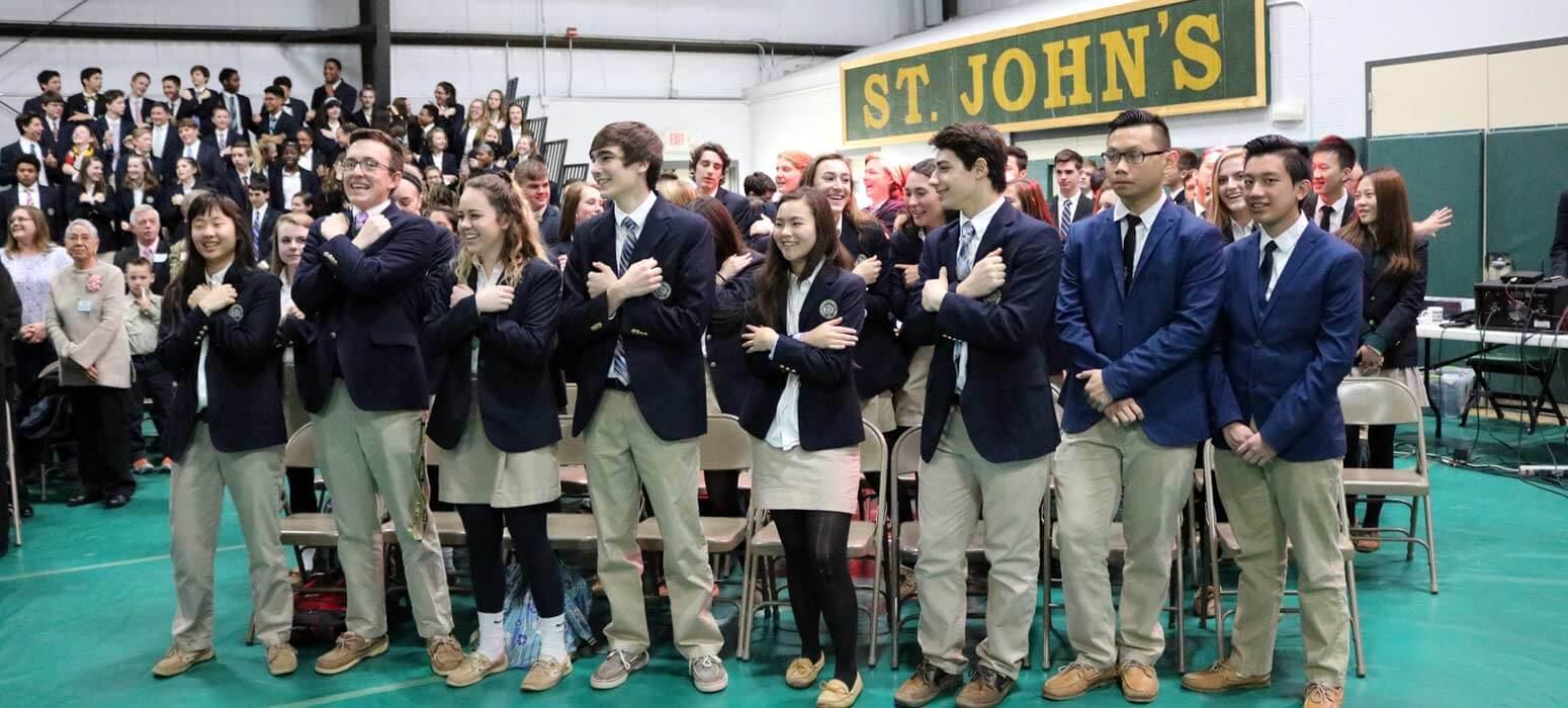 St. John's Catholic Prep