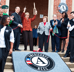 former school being repurposed for americorps archdiocese of baltimore