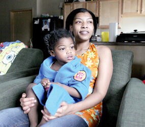 Homeless And Afraid A Single Mother Finds Hope With Housing Program