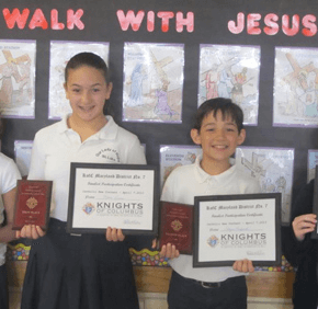 knights of columbus respect life essay contest An annual pro-life art an essay contest at holy family school, with prizes, for 5th- 8th grades a pro-life memorial at holy family church, jointly with the stow- hudson knights of columbus a school-based program for 6th-8th grades to introduce children to the (grade-appropriate) life issues, particularly abortion a pro-life.