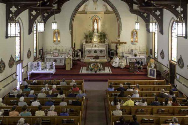 Archbishop Lori's Homily: 150th Anniversary of St  Thomas