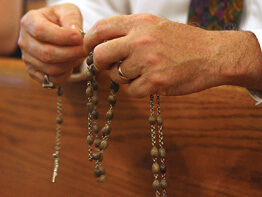 Knights Rosary Service Offers Spiritual Enrichment Archdiocese Of Baltimore