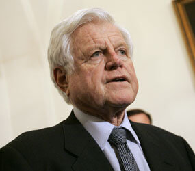 Ted Kennedy, longtime senator, patriarch of famous family, dies at 77 |  Archdiocese of Baltimore