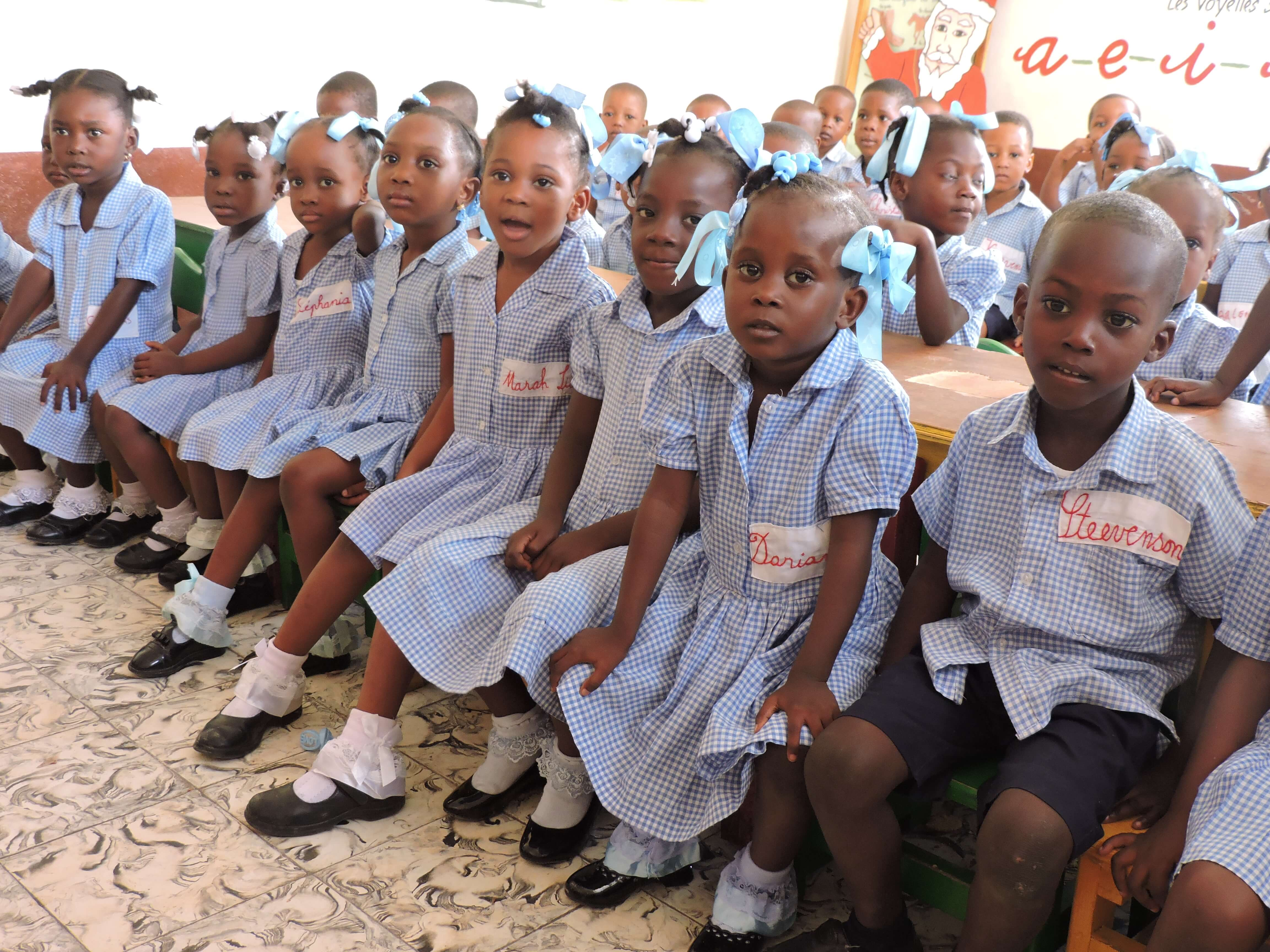 Schools In Haiti Archdiocese Of Baltimore