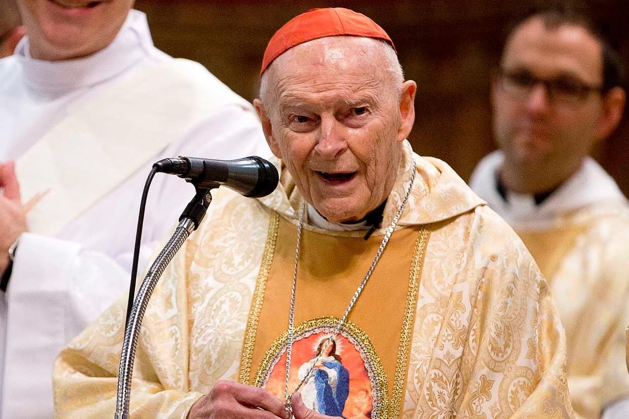 Abuse allegation against Cardinal McCarrick found credible ...