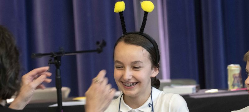 Baltimore Archdiocese spelling bee has middle-schoolers abuzz