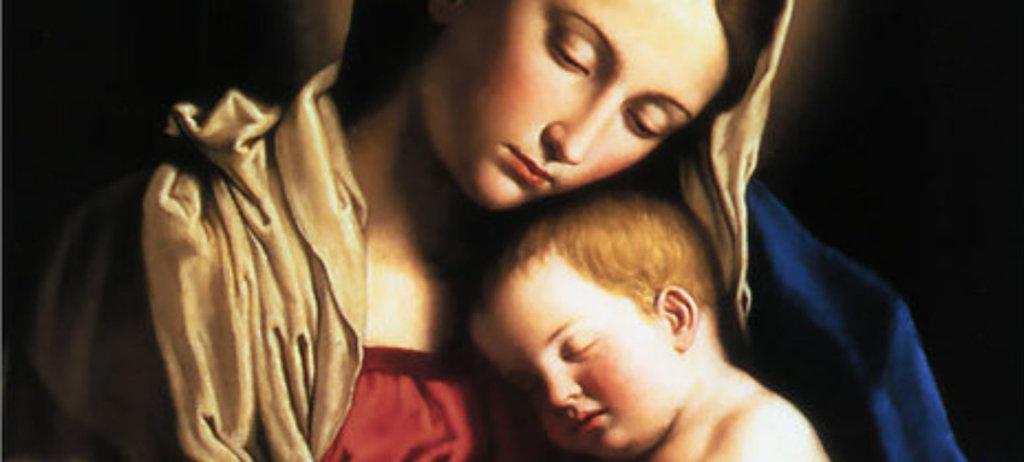 header Solemnity of Mary