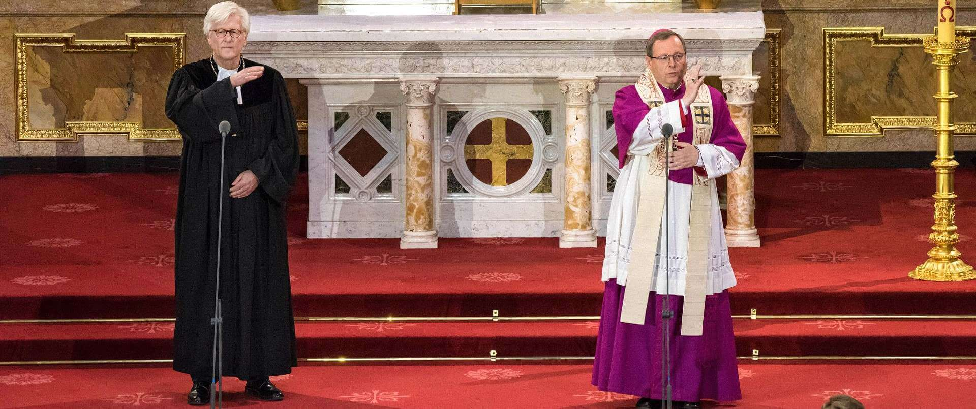 German church leaders recall end of WWII, urge commitment to peace | Archdiocese of Baltimore