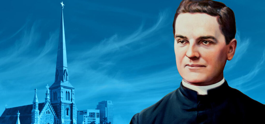 Father McGivney header